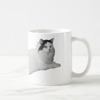 Sweet Pea Classic White Coffee Mug
