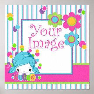Sweet Pea Cutie Print