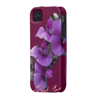Sweet Pea Iphone Case iPhone 4/4S Covers