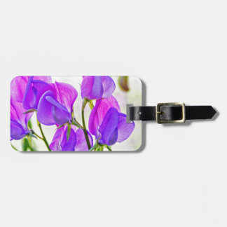 Sweet Pea Tags For Bags