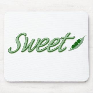 Sweet Pea Mouse Pad