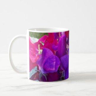 Sweet Pea Mug mug