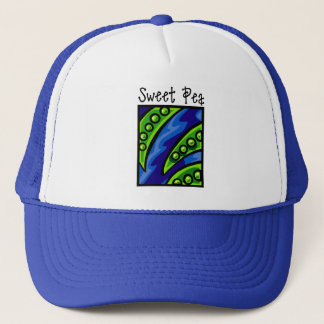 Sweet Pea Trucker Hat