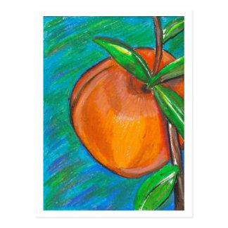Sweet Peach Postcard