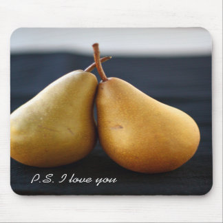 Sweet Pear Collection Mouse Pad