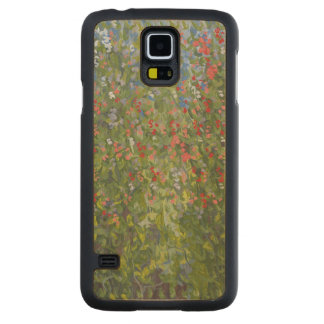 Sweet Peas 2014 Carved® Maple Galaxy S5 Slim Case