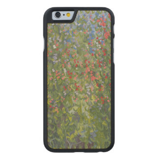 Sweet Peas 2014 Carved® Maple iPhone 6 Case