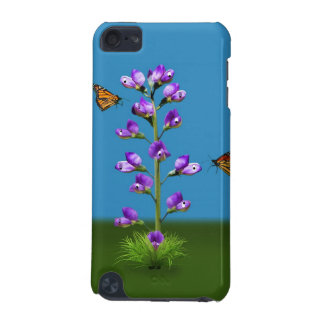 Sweet Peas and Butterflies Fantasy iPod Touch 5G Cover