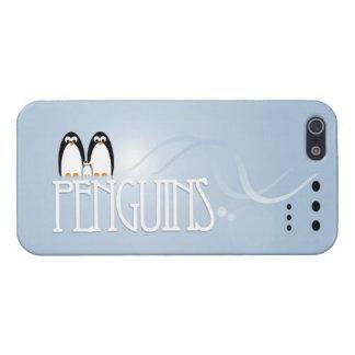 Sweet Penguins - iPhone 5 Case