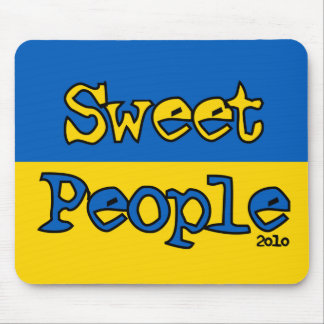 Sweet People Mouse Pad