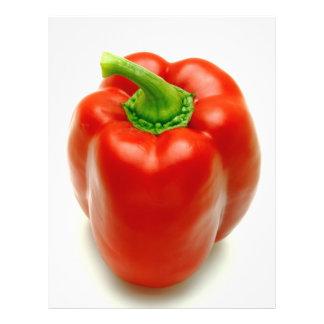 "Sweet pepper 8.5"" x 11"" flyer"