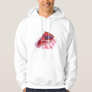 Sweet pie foodie hoodie