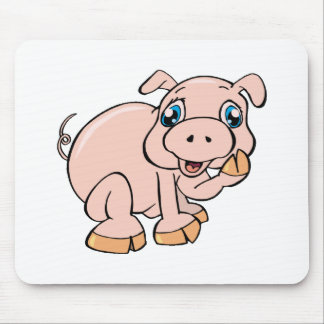 Sweet Piggy Mouse Pads