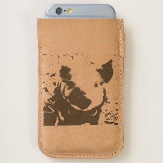 sweet piglet iPhone 6/6S case