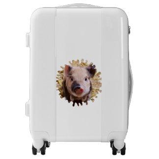 Sweet Piglet Luggage