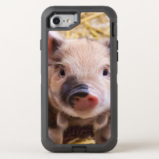 sweet piglet OtterBox defender iPhone 7 case