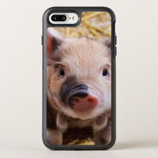 sweet piglet OtterBox symmetry iPhone 7 plus case