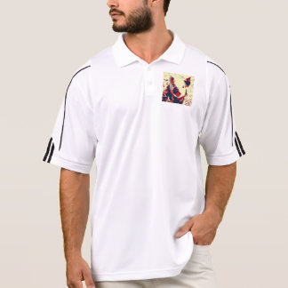 sweet piglet toony red polo