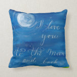 Sweet Pillow - I love you to the Moon and back
