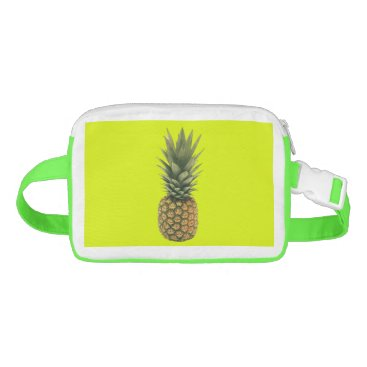 Sweet Pineapple Waist Bag