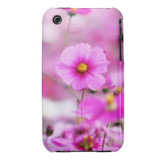 Sweet Pink Flower iPhone 3 Cover