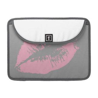 Sweet-Pink Lips Rickshaw Flap Sleeve