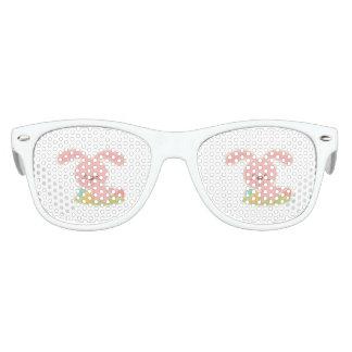 sweet pink rabbit kids sunglasses
