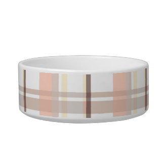 Sweet Plaid Bowl