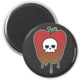 Sweet Poison 2 Inch Round Magnet