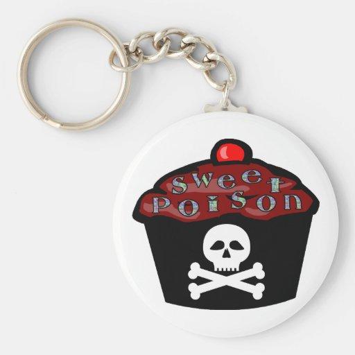 Sweet Poison Keychain