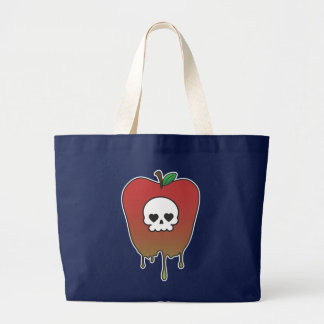 Sweet Poison Large Tote Bag