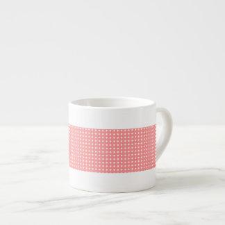 Sweet Polka Dots Espresso Mug