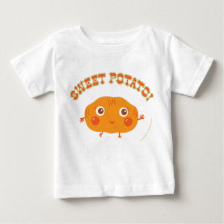 Sweet Potato Baby T-Shirt