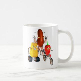 Sweet Potato Bots Coffee Mug