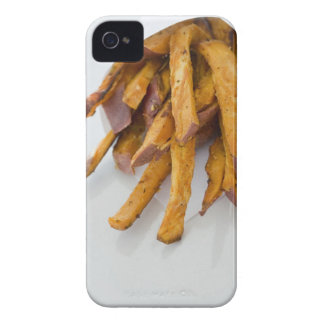 Sweet Potato fries in paper bag, close up, Case-Mate iPhone 4 Case