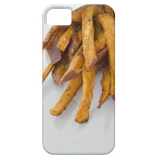 Sweet Potato fries in paper bag, close up, iPhone SE/5/5s Case