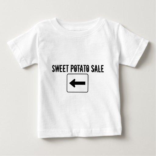 Sweet Potato Sale - Customized T Shirt