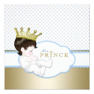 Sweet Prince Baby Shower Card