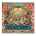 Sweet Puff Posters