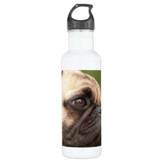Sweet Pug 24oz Water Bottle