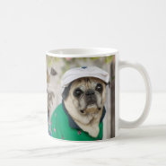 Sweet Pug Golf Mug