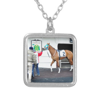 Sweet Pursuit by Posse Silver Plated Necklace