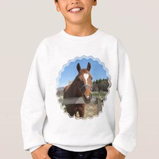 Sweet Quarter Horse Kid's Sweatshirt