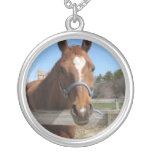 Sweet Quarter Horse Necklace