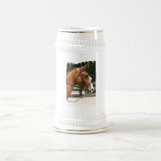 Sweet Quarterhorse Beer Stein Coffee Mugs
