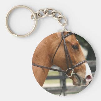 Sweet Quarterhorse Keychain