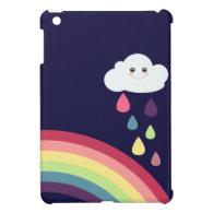 Sweet Rainbow & Cloud iPad Mini Case