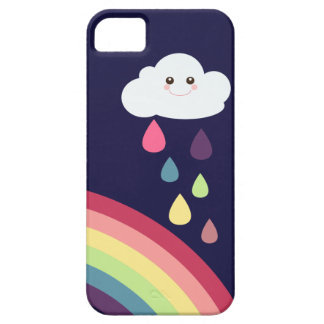 Sweet Rainbow & Cloud iPhone Case iPhone 5 Case