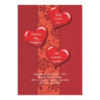 Sweet Rapture Valentine's Day Invitation