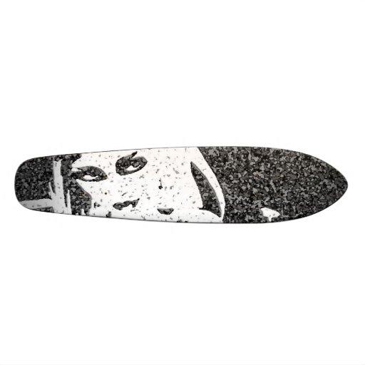Sweet Raven Skateboard